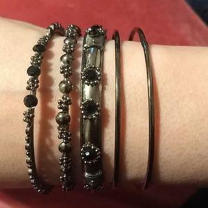 Jewelry - Bracelets (set of 5)
